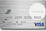 Secured Visa<sup>&#174;</sup> Card
